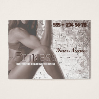 Miss Fitness III - Business-, Schedule Card