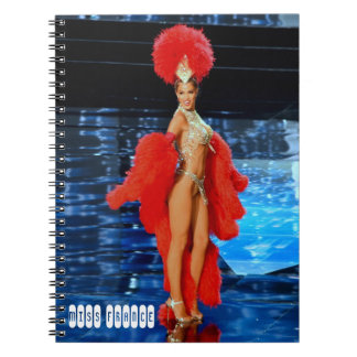 Miss France Notebooks