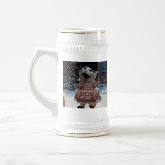 Miss Happyclaws Holiday Mug