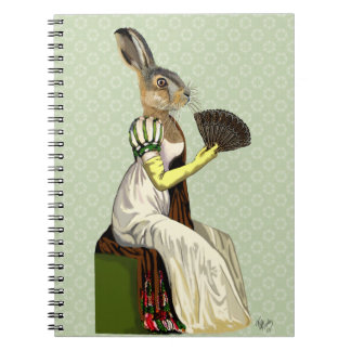 Miss Hare 2 Notebooks