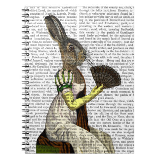 Miss Hare Notebooks
