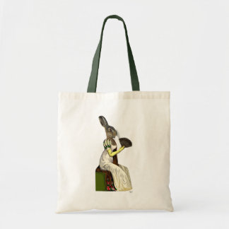 Miss Hare Tote Bag