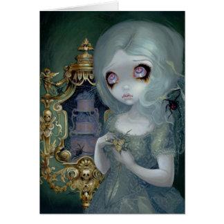 """""""Miss Havisham"""" Greeting Cards"""