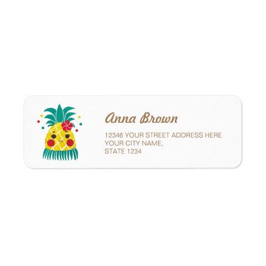 Miss Hawaiian Pineapple