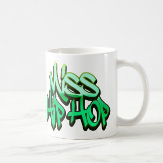 Miss Hip Hop® Coffee Mug