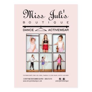 Miss Juli Post Card