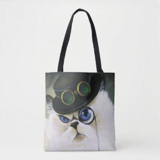 Miss. Kitty Bartholomew Tote Bag