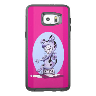 MISS KITTY CARTOON  Samsung Galaxy S6 Edge + SYM S