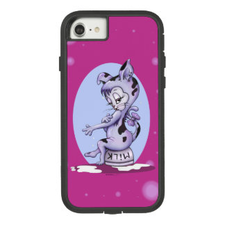 MISS KITTY CAT CARTOON  Apple iPhone 7  Tough Xtre Case-Mate Tough Extreme iPhone 8/7 Case