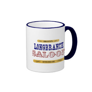 Miss Kitty's Long Branch Saloon Mugs
