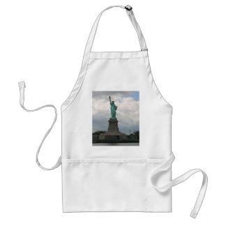 Miss Liberty'a apron