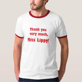 MISS LIPPY-T SHIRT