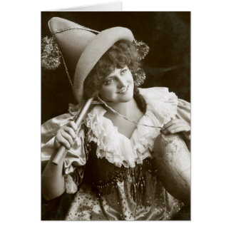 Miss Marie Studholme as Lady Madcap 1905 Card