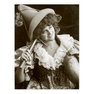 Miss Marie Studholme as Lady Madcap 1905 Postcard