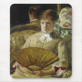 Miss Mary Ellison Mary Cassatt Mousepad