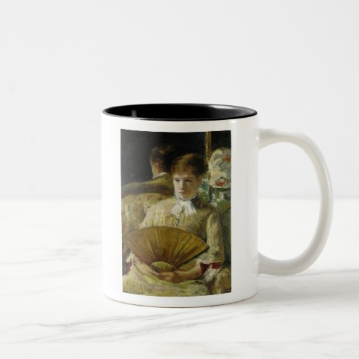 Miss Mary Ellison, Mary Cassatt Coffee Mug
