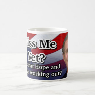Miss Me Yet Coffee Mugs