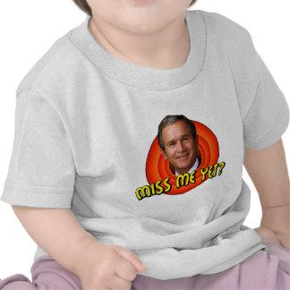 Miss Me Yet? George W Bush Infant T-Shirt