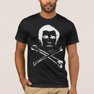 Miss Me Yet? George W. Bush Skull Tee T-Shirt