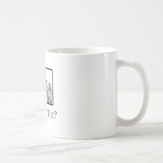 MISS ME YET? BASIC WHITE MUG