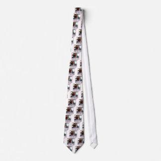 Miss Me Yet? Tie