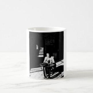 Miss Mo Yun Sook, famed_War Image Coffee Mug