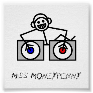 Miss MoneyPenny poster