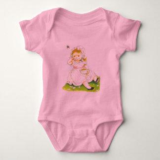 Miss Muffet Baby Bodysuit