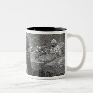 Miss Nightingale in the Barrack Hospital Coffee Mug