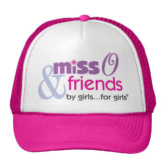 Miss O and Friends Cap