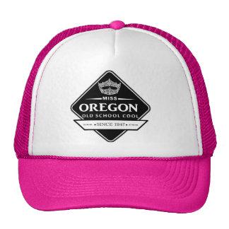 Miss Oregon Old School Hat