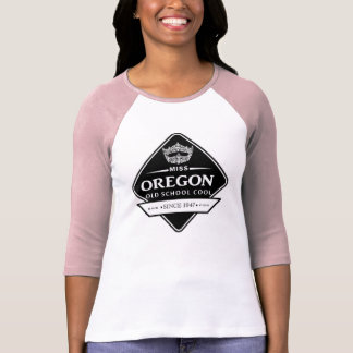 Miss Oregon Old School T-Shirt