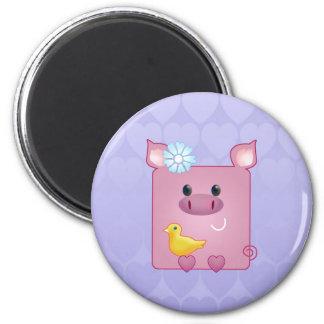 Miss Piggy Magnets
