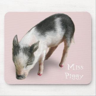 Miss Piggy Mouse Mat