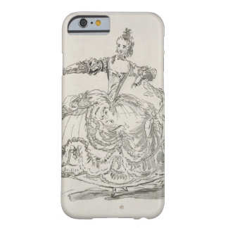 Miss Puvigne as The Living Statue, in Pigmalion, a Barely There iPhone 6 Case