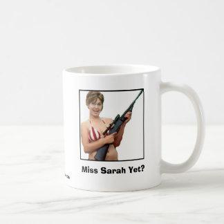 Miss Sarah Yet? Basic White Mug