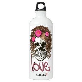 Miss Skull SIGG Traveller 1.0L Water Bottle