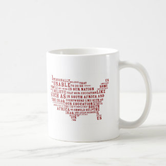 Miss Teen USA Coffee Mug