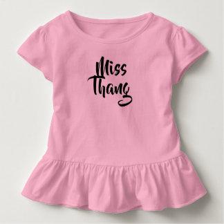 Miss Thang Toddler T-Shirt