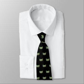 Miss USA Apple Green Crown Men's Tie