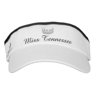 Miss USA Crown Visor  Hat