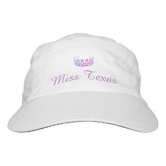 Miss USA Lilac Crown Baseball Cap