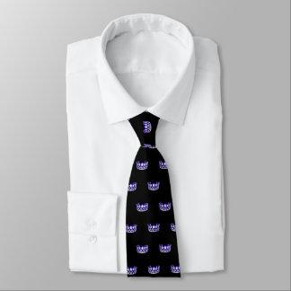 Miss USA Purple Crown Men's Tie