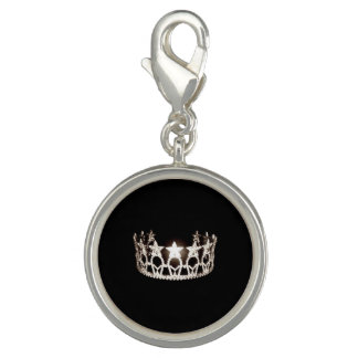 Miss USA Silver Crown SP Charm