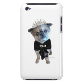 Miss Winkie Diva 4th Generation iPod Touch Case