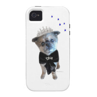 Miss Winkie Diva iPhone 4 4s Vibe Universal Case iPhone 4 Cover