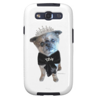 Miss Winkie Samsung Galaxy s3 Vibe Case Samsung Galaxy S3 Cases