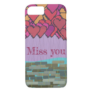 Miss you iPhone 8/7 case