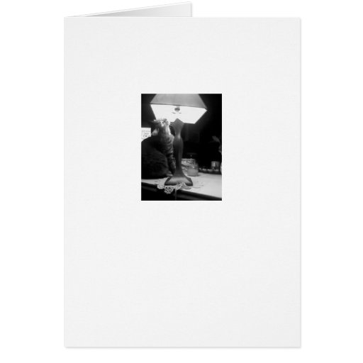 Miss Your Bright Ideas! Greeting Card