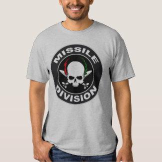 Missile Division T-shirt
